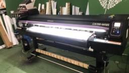 Plotter de impressão com recorte CJV150-160