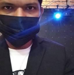 DJ, aluguel de som e iluminação