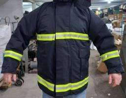 Título do anúncio: Jaqueta / Blusão De Combate À Incêndio