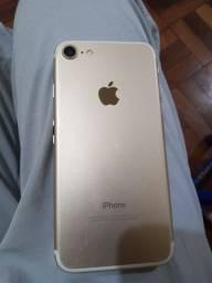 Iphone 7 rose semi novo