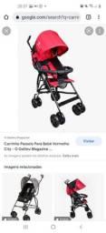 Título do anúncio: Vendo carrinho de passeio