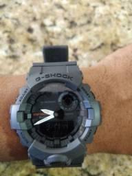 G-shock GBA-800 NOVO NA CAIXA COM NOTA FISCAL
