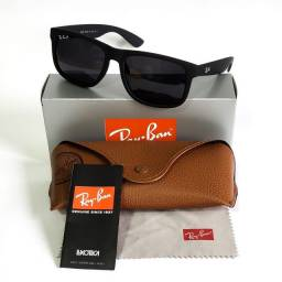 Óculos de Sol RB Justin Lente Marrom ou Preta