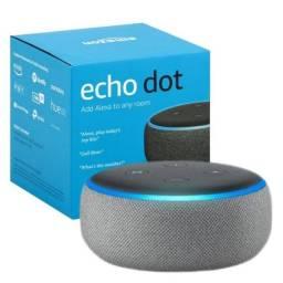 Alexa echo dot 3 Geração Amazon