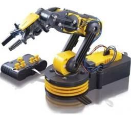 Título do anúncio: Braço Robótico Edge Owi-535 + Controlador Usb - Usado