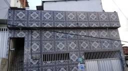 Alugo casa 2quartos, 1banheiro na Ur10