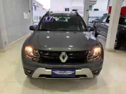 Título do anúncio: Renault Duster Dynamic 1.6 2017 Cinza