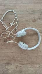 Título do anúncio: Headphone Sony branco