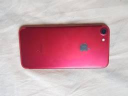 iPhone 7 Apple Red com 256GB