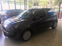 Ford-2020 KÁ 1.0 SE -Flex-Único Dono! Com Garantia Fábrica!!!