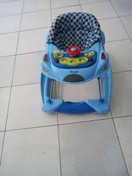 Andajá Baby Coupê Burigotto azul