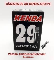 Título do anúncio: CÂMARA DE AR PIRELLI (BICO FINO)E KENDA (BICO GROSSO) TODAS DUAS PARA ARO 29