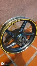 Título do anúncio: Rodas Twister 2008 aceito troca