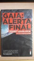 Livro - Alerta Gaia - James Lovelock