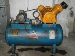 Compressor de Ar Schulz 20pés 350 litros ? MSV 20/350