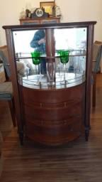 Antigo porta bebidas bar