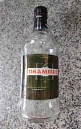 Título do anúncio: Garrafa de Drambuie vazia original