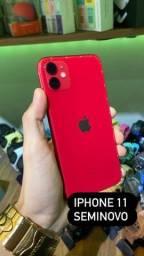 iPhone 11 vermelho