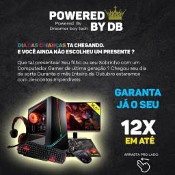 Título do anúncio: Computador gamer promoção dia das crianças