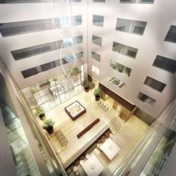 O escritório com conceito built to suit no melhor centro comercial do Batel