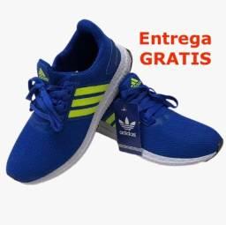 Título do anúncio: Tênis Ultra Boost / Entrega Grátis / Especial para exercícios e dia a dia