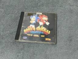 Título do anúncio: Sonic & Knuckles Collection Jogo PC Raro