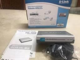 Roteador D-link Adsl2/2+