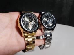 Título do anúncio: Relógio Analógico Fngeen