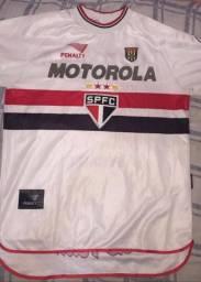 Camisa do São Paulo 2000