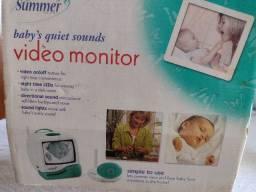 Vídeo monitor infantil