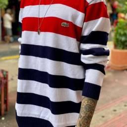 Suéter masculino:??