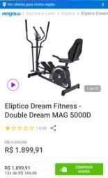 Vendo Elíptico bicicleta