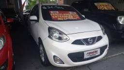 Título do anúncio: Nissan March 1.6 2015 e outros