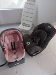 Vendo Cadeirinha de BB + Baby Conforto.