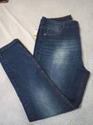 Título do anúncio: Calça Jeans FEM. PLUSSIZE 46/48