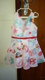 Vestidos Infantil Bairro Santa Clara