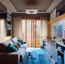 Studio conceito aberto - Apart. 2 quartos com suíte - Loft 1 dormitório - RJ