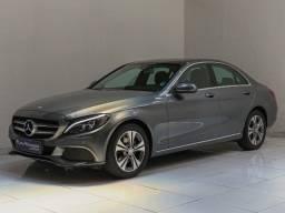 Título do anúncio: Mercedes Benz C180 1.6 Turbo Avantgarde Flex 2017/2017