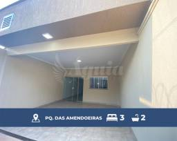 Título do anúncio: Térrea para venda possui 100 metros quadrados com 3 quartos em Parque das Amendoeiras - Go