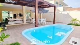 (DL)TR41996 Casa em Condomínio03 Suítes sendo 01 Suíte Master | Closet | Banheira