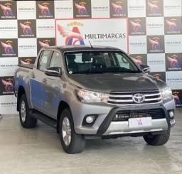 Título do anúncio: Hilux SRV 4x4 Diesel Mod 2018