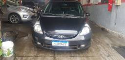 Título do anúncio: Honda fit ano 2008/2008 Flex Preto