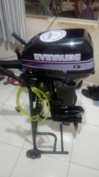 Título do anúncio: Vendo motor de polpa evinrude 98