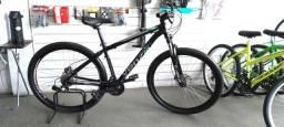 Título do anúncio: Bicicleta Venzo 27 Marchas freio hidráulico