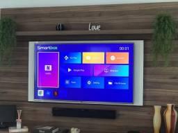 Título do anúncio: TV BOX X96Q 4K ANDROID 10