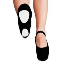 Título do anúncio: Sapatilha meia ponta de lona!
