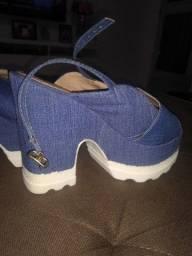 Título do anúncio: Sapato feminino, Salto alto