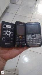 Sony Ericsson , Motorola retirada de peças e controle Pioneer