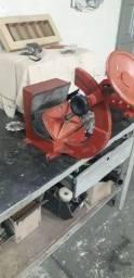 Máquina Vulcanizadora de pneus
