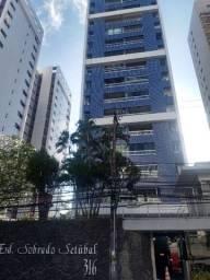 Título do anúncio: Apartamento com 2 dormitórios para alugar, 79 m² por R$ 1.300,00/mês - Boa Viagem - Recife